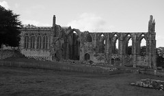Bolton Priory, Bolton Abbey, Yorkshire, 17th Oct 2016 (joelmeadows1) Tags: gothic ruin abbey yorkshire bolton