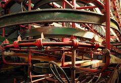 Landmaschinen - Strohballen-Sammler; Bergenhusen, Stapelholm (7) (Chironius) Tags: stapelholm bergenhusen schleswigholstein deutschland germany allemagne alemania germania    ogie pomie szlezwigholsztyn niemcy pomienie landwirtschaft maschine stahl
