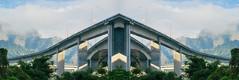 DSC08794 () Tags: build building road freeway highway art line taiwan nantou view