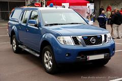 Nissan Navarra (breizh56) Tags: france gendarmerie nissan police gendarmerienationale militaire secours