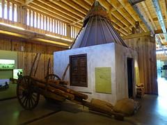 carreta Museo del Bosque Parque Natural Sierra Urbion Soria 09 (Rafael Gomez - http://micamara.es) Tags: museo del bosque parque natural sierra urbion soria urbión carreta