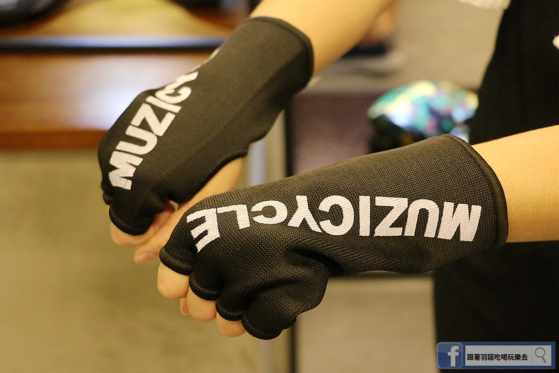 台北松山南京復興站健身房  MUZICYCLE 飛輪拳擊課程206