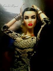 her (krixxxmonroe) Tags: ira d ryan photography styling by krixx monroe fashion royalty nu face opium ayumi