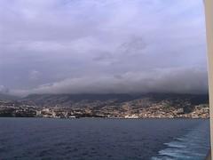 Blick zurck auf Funchal, Madeira , NGID718991376 (naturgucker.de) Tags: ngid718991376 naturguckerde funchal cwolfgangkatz