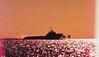 IMG_0193_edited_1.psd (rcrocker12345) Tags: elements boat silhouette water horizon center frame tonal light leak