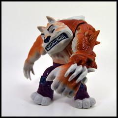 1 Year In A Toybox 2, 339_366 - Dogpound (Corey's Toybox) Tags: tmnt teenagemutantninjaturtles ninjaturtles playmates actionfigure figure toy nick nickelodeon dogpound