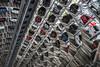 Cars Cars Cars ... (Blende1.8) Tags: turmfahrt wolfsburg autostadt vw volkswagen cars car auto autos lager carstenheyer turm tower aufzug elevator linien lines colors colours sony ilce7m2 a7m2 a7ii zeiss variotessar16354za 1635mm alpha