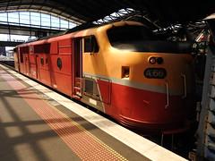 A66 awaiting Departure (damo2016 photos) Tags: a66 aclass seymour southerncross platform7a vline bulldog 2016