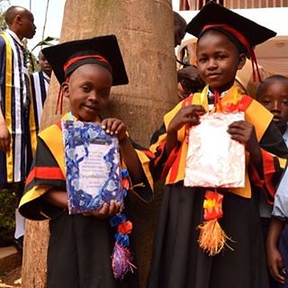 "Beautiful day here in Tanzania and in the Tuleeni family. Little Danny and Alan graduated kindergarten today! We are so proud of you boys!!! Can't wait to see you go off to primary school in January. You're going to be great!!! #happykids #sponsorachild • <a style=""font-size:0.8em;"" href=""http://www.flickr.com/photos/59879797@N06/30787391171/"" target=""_blank"">View on Flickr</a>"