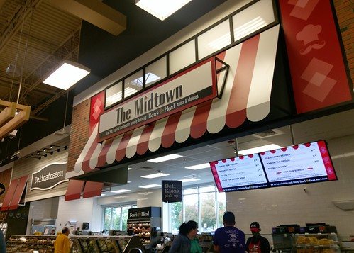 """The Midtown"" Sandwich shop, and Delicatessen"