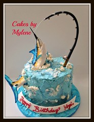 Big Catch II (Cakes By Mylene) Tags: marlin marlincake fishing marlinfishing bigcatch deepseafishing
