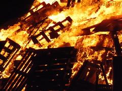 Bonfire night 2016 (Clare Kearney) Tags: bonfirenight bonfire night fireworks fire wood burn melt explosion explode nighttime hot colourful blackpool cricketclub 5thnovember smoke closeup macro clarekearney