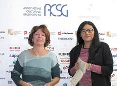 Premio Web - Alessandra Angelini con Fabiana Cannamero