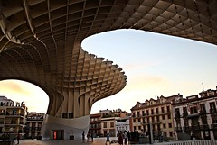 Metropol Parasol! (Jorge Cardim) Tags: seville sevilha espanha spain andaluzia