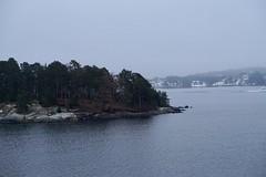 On the way to Stockholm (katrinterras) Tags: travelphoto photography view boat travel balticsea sea stockholm sweden island