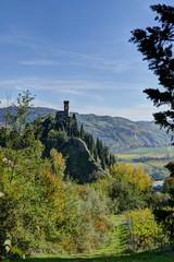 Brisighella - Torre dell'Orologio (Daisuke Ido) Tags: brisighella torredellorologio antichit antiquity alberi trees medievale medieval