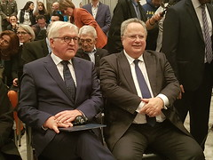 , . ,   , F.W. Steinmeier (/, 04-05.12.2016) ( ) Tags: kotzias mfaofgreece thessaloniki steinmeier macedonian museum of contemporary art