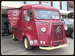Citron HY, Food Truck (1969-81) (v8dub) Tags: citron hy h schweiz suisse switzerland french pkw voiture car wagen worldcars auto automobile automotive old oldtimer oldcar klassik classic collector van lieferwagen fourgon fourgonnette