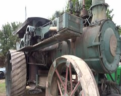 video steamroller and steamplow (Mc Steff) Tags: video museum kiemele 2016 seifertshofen steam steamroller dampf dampfwalze steamplow plough dampfpflug 1955 magdeburg pflug pflügen plow