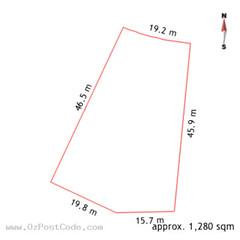 20 Carrodus Street, Fraser 2615 ACT land size