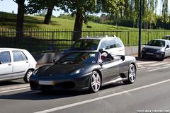 Baptème EAP 2009 - Ferrari F430 Spider (Deux-Chevrons.com) Tags: ferrarif430 ferrari430 ferrari f430 430 ferrari430spider ferrarif430spider spider sportcar sportive car coche voiture auto automobile automotive eap emotionautoprestige gt prestige