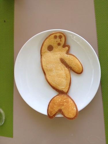 dugong pancake