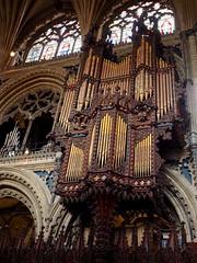 PB042447 (simonrwilkinson) Tags: elycathedral ely cambridgeshire choir organ georgegilbertscott