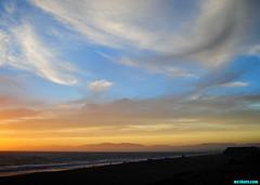 AlmostSeptember (mcshots) Tags: usa california socal losangelescounty summer sunset coast sky clouds hot humid evening sun 2015 stock mcshots