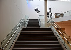Staircase (hansntareen) Tags: mfa stair staircase bannister