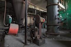 distillery (jkatanowski) Tags: abandoned forgotten decay urbex urban exploration pipes indoor canon poland europe factory industry steel rust dust tokina 1116mm