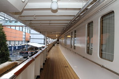 THE ROYAL YACHT BRITANNIA (Andrew Mansfield - Sheffield UK) Tags: royalyacht royalyachtbritannia britannia ship boat oceanterminal portofleith edinburgh scotland leith yacht deck