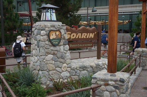 "Soarin' Over California Sign • <a style=""font-size:0.8em;"" href=""http://www.flickr.com/photos/28558260@N04/20557654201/"" target=""_blank"">View on Flickr</a>"