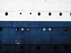 Portholes (avrene) Tags: olympus queenmary longbeach cruiseship omdem5m2 betterofffederoff heatherdanswedding