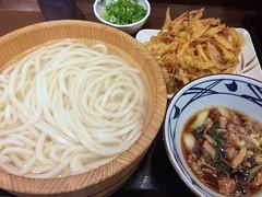 Kamaage Udon from Marugame Seimen @ Roppongi (Fuyuhiko) Tags: from udon うどん roppongi 六本木 marugame kamaage seimen 釜揚げ 丸亀製麺