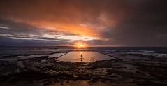 Swimming at Cronulla Park || Cronulla {Explore 69, 2015/09/11} (David Marriott - Sydney) Tags: pool rock sunrise dawn australia newsouthwales rockpool cronulla oceanpool rockbaths