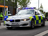 West Midlands Police BMW 325d Driver Training Unit (LD43) BX14 FJA, Birmingham. (Vinnyman1) Tags: uk england rescue west training birmingham britain united great police kingdom gb bmw learning driver service emergency services wmp midlands unit 999 developement 325d fja ld43 bx14