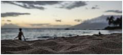 take your mind for a walk (i.v.a.n.k.a) Tags: ocean beach hawaii sand pacific sony maui fantasy alpha ivana metaphorical hesova