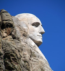 George Washington's Profile (BOB WESTON) Tags: mountrushmore