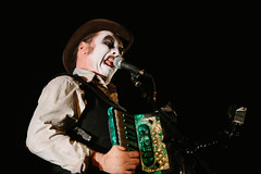 The carnivalesque and the grotesque: The Tiger Lillies and <em>Lulu – a Murder Ballad</em>