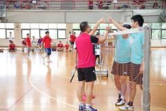 7thMoxaBadmintonIndustrialCup163 (Josh Pao) Tags: badminton 師大附中 羽球 大安站 moxa 第七屆 邀請賽 艾訊 四零四 axiomtek 工業盃 工業電腦盃