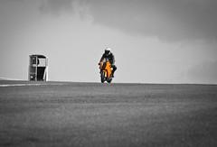 KTM RC8 (jlc pics) Tags: park nikon ktm donington rc8 d3100