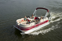 Sunchaser Traverse 7518 Cruise Pontoon Boat (thebestboatbrands) Tags: traverse pontoon 2016 sunchaser 7518cruise