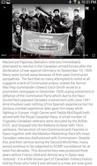 Canadian MacPaps (spinwhisperthm) Tags: freedom order peace rcmp heroes purged subjugated turmoiled