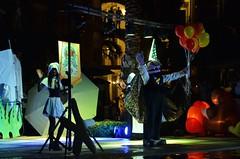 The Count Releases Balloons (Joe Shlabotnik) Tags: muppets sesamestreet beaches thecount turkscaicos 2015 providenciales beachesresort november2015 afsdxvrzoomnikkor18105mmf3556ged