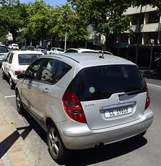 Mercedes Benz A170 (D70) Tags: africa mercedes benz south stellenbosch a170