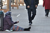 INDIFFERENZA (ADRIANO ART FOR PASSION) Tags: mendicante invisibili indifferenza nikon nikond90 nikor18200vr strada streetphoto lungolavia via street teleobiettivo invisiblepeople
