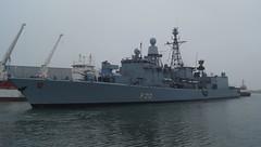 FGS Karlsruhe (Lukasz Pacholski) Tags: deutsche marine fgs karlsruhe gdansk type 122 class frigate