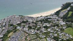 St Ives aerial (John D F) Tags: cornwall aerial coast coastline stives aerialphotography aerialimage aerialphotograph aerialimagesuk aerialview