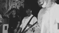 Subliminal Verses - Mia music club (Daniele Paderi) Tags: slipknot subliminal subliminalverses music coverband cover tribute metal band mask horror bw blackwhite black white grey concert live