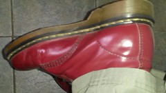20160904_165002 (rugby#9) Tags: drmartens boots icon size 7 eyelets doc docs doctormarten martens air wair airwair bouncing soles original 14 hole lace docmartens dms cushion sole yellow stitching yellowstitching dr comfort cushioned wear feet dm 14hole cherry 1914 boot combats greencombats trousers greencombattrousers armycombats combattrousers greenarmycombattrousers greenarmycombats people shoe indoor footwear